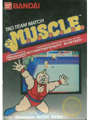 Tag Team Match: MUSCLE