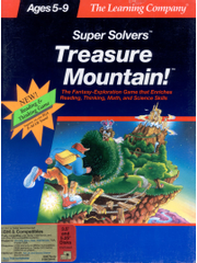 Treasure Mountain!
