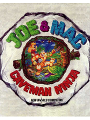 Joe and Mac: Caveman Ninja