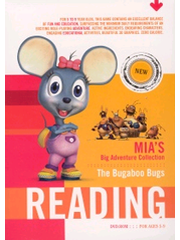 Mia's Reading Adventure: The Bugaboo Bugs