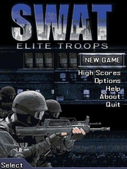 SWAT Elite Troops