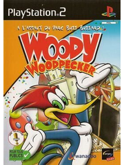 Woody Woodpecker : À l'assaut du parc Buzz Buzzard !