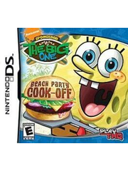 SpongeBob vs. The Big One: Beach Party Cook-Off
