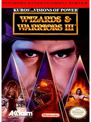Wizards and Warriors III: Kuros: Visions of Power