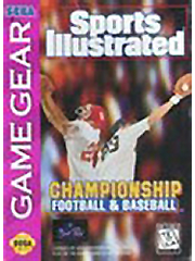 Sports Illustrated: Championship Football & Baseball