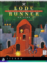 Lode Runner Online: The Mad Monks' Revenge