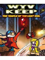 Wyv and Keep: The Temple of the Lost Idol