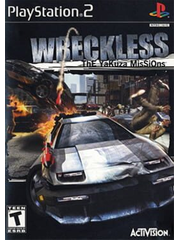 Wreckless : Mission Yakusas