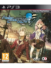 Atelier Escha & Logy: Alchemists of the Dusk Sky