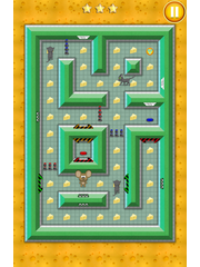 The Amazing Maze Game
