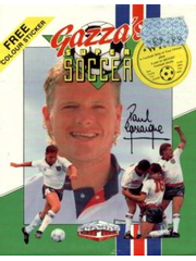 Gazza's Superstar Soccer