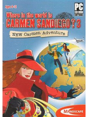 Where in the World is Carmen Sandiego? 3 - New Carmen Adventure