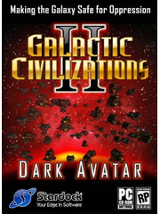 Galactic Civilizations II: Dark Avatar