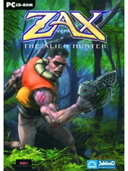Zax: The Alien Hunter