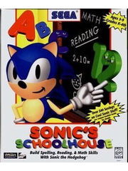 Educational games in the Sonic series