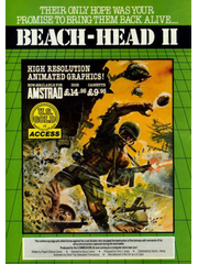 Beach Head II: The Dictator Strikes Back