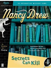 Les Enquêtes de Nancy Drew : Secrets Can Kill