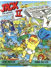 Jack the Nipper II: In Coconut Capers