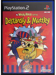 Wacky Races: Starring Dastardly and Muttley