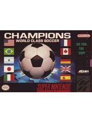 Champion's World Class Soccer