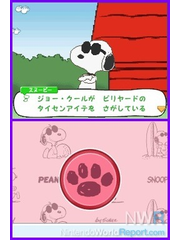 Snoopy DS: Let's Go Meet Snoopy and His Friends!