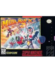Mega Man X3 en Qwant Games