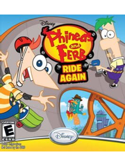 Phineas and Ferb: Ride Again
