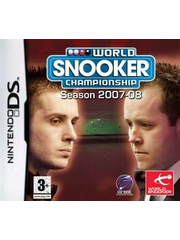 World Snooker Championship: Season 2007-08