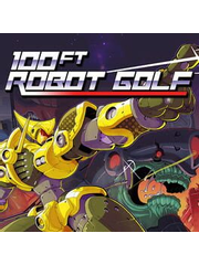 100ft Robot Golf