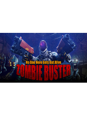 Zombie Buster VR