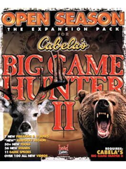 Cabela's Big Game Hunter II: Open Season