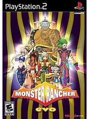 Monster Rancher EVO