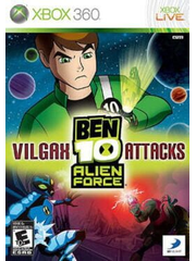 Ben 10: Alien Force - Vilgax Attacks
