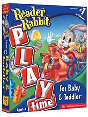 Reader Rabbit Playtime for Baby