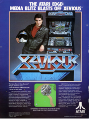 Xevious: Scramble Mission