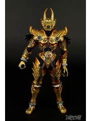 Golden Knight Garo