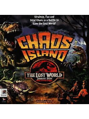 Chaos Island: The Lost World - Jurassic Park