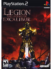 Legion: The Legend of Excalibur