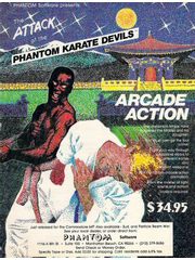 The Attack of the Phantom Karate Devils