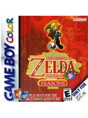 The Legend of Zelda: Oracle of Seasons et Oracle of Ages