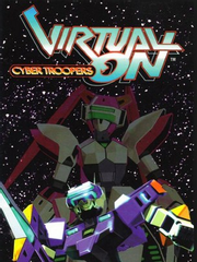 Cyber Troopers Virtual-On: Operation Moongate