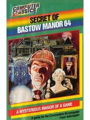 The Secret of Bastow Manor