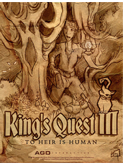 King's Quest III Redux