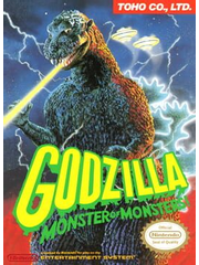 Godzilla: Monster of Monsters