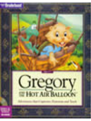 Gregory and the Hot Air Balloon