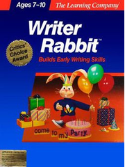 Writer Rabbit