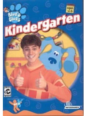 Blue's Clues Kindergarten