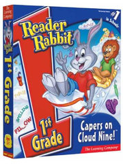 Reader Rabbit: 1st Grade