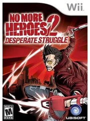 No More Heroes: Desperate Struggle