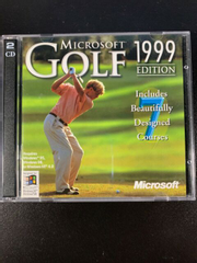 Microsoft Golf 1999 Edition